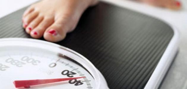 كيف يمكن حساب الوزن
