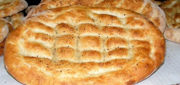طريقة عمل خبز في الفرن