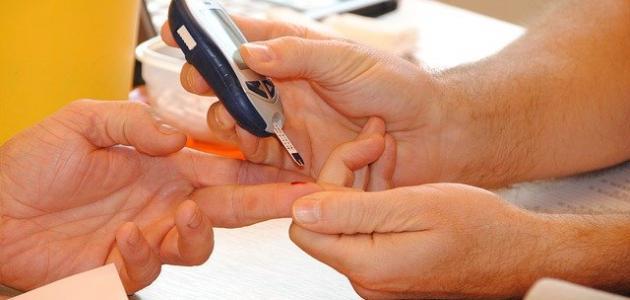 ما هي أنواع مرض السكري