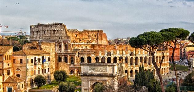 مدينة روما القديمة