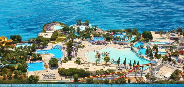 جزيرة أيانابا في قبرص