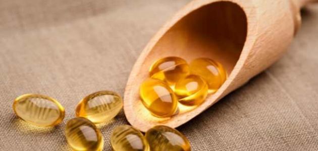 فوائد فيتامين د للشعر والبشرة