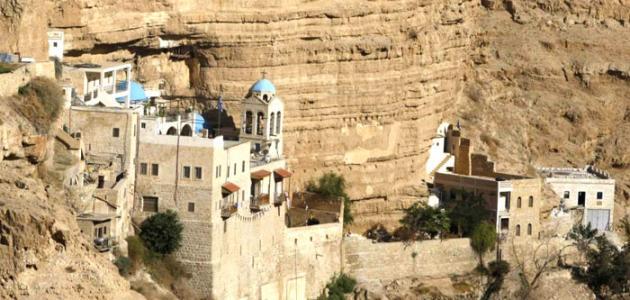 مدينة أريحا الفلسطينية