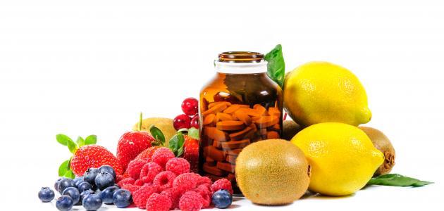 أعراض نقص فيتامينات الجسم