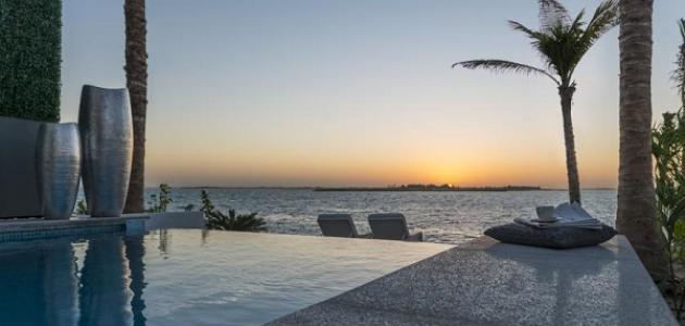 جزيرة زايا في أبو ظبي