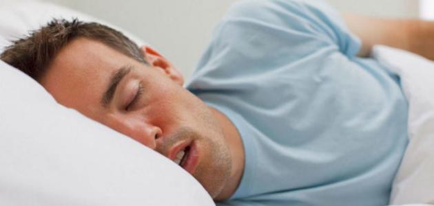 الشخير و انقطاع التنفس أثناء النوم