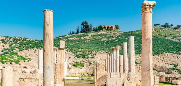 اسم مدينة إربد قديماً