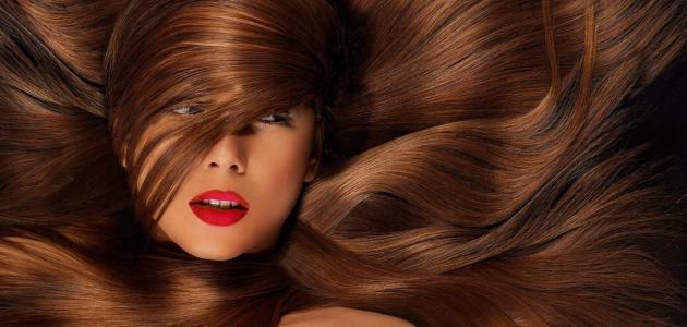 طريقة صبغ الشعر بالكاكاو والنسكافيه