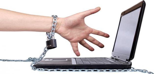 تعريف الإدمان على الإنترنت
