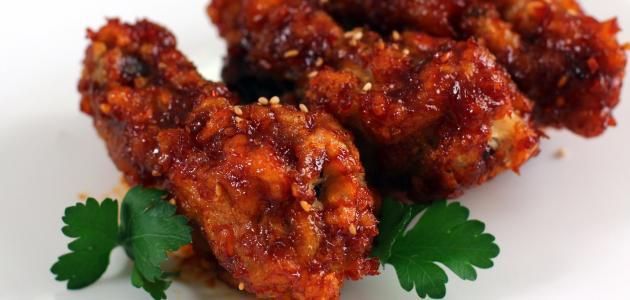 وصفات الدجاج المقلي
