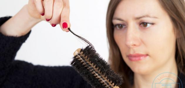 كيفية حماية الشعر من التساقط