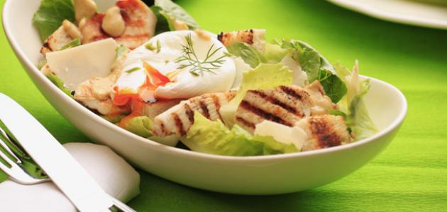 وصفات غذاء صحية
