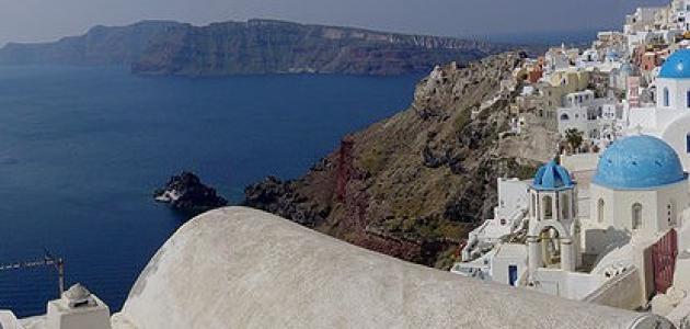 كم عدد جزر اليونان