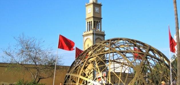 عدد سكان مدينة الدار البيضاء