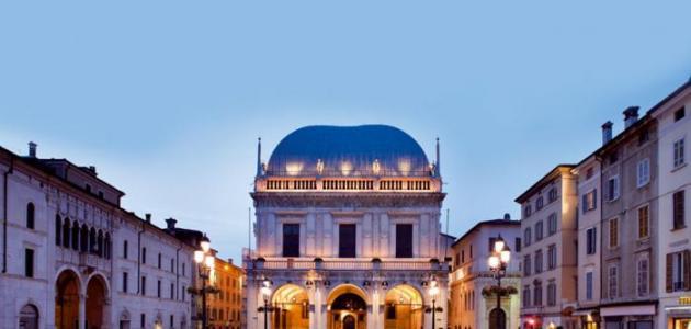 مدينة بريشا الإيطالية