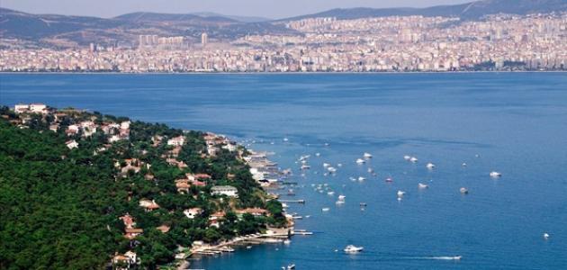 أين تقع جزيرة الأميرات في تركيا