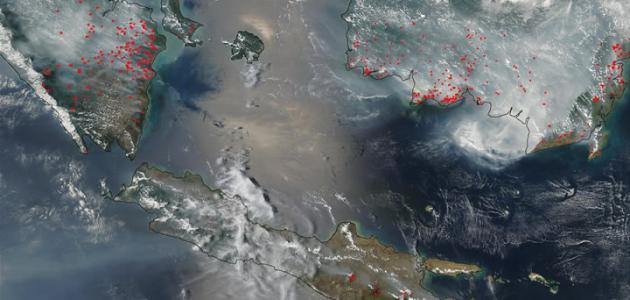 ما هي ظاهرة النينو المناخية