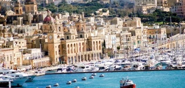 عاصمة جزيرة مالطا
