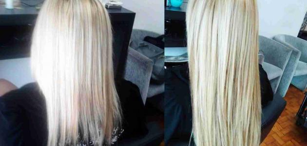 وصفات طبيعية لزيادة كثافة الشعر