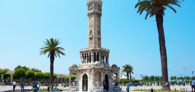 محافظة أزمير في تركيا