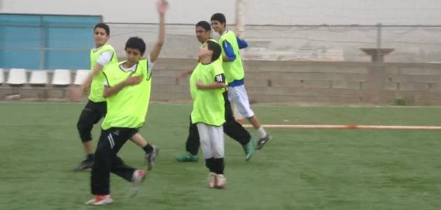 تعلم لعبة كرة القدم