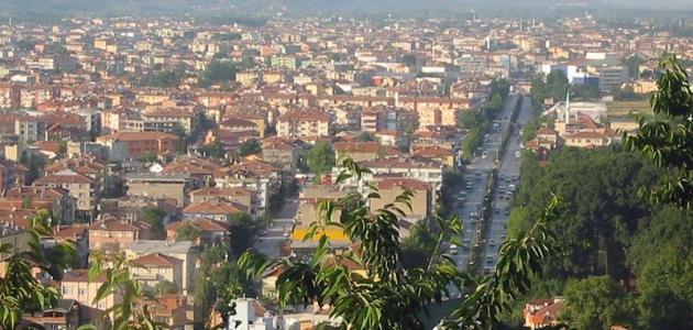 أين تقع مدينة سكاريا في تركيا