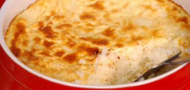 عمل أرز معمر