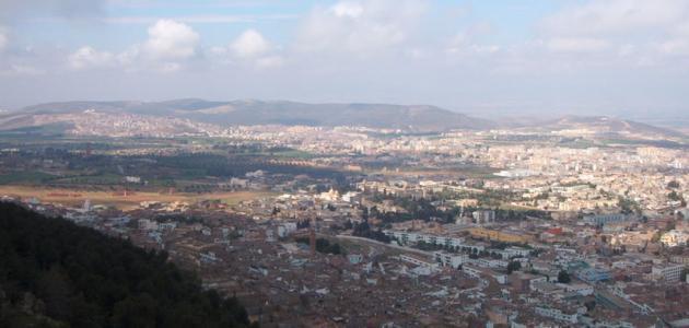 ما هي أكبر ولاية في الجزائر