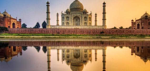 مدن في الهند