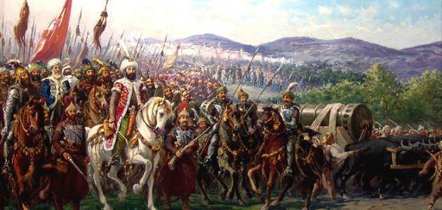 عوامل قيام الدولة العثمانية