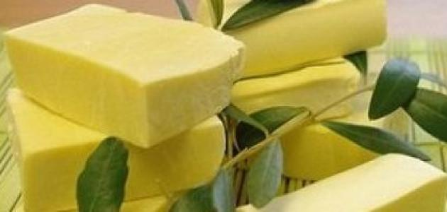 كيفية صناعة صابون زيت الزيتون