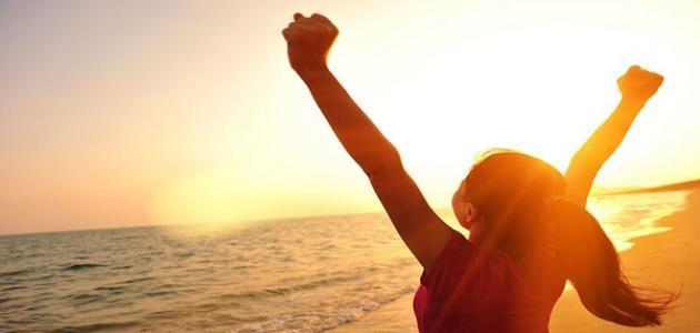 كيفية اكتساب الطاقة الإيجابية