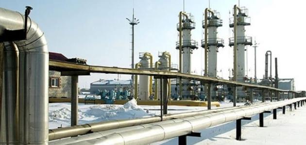 ماذا تسمى عملية تحويل الغاز إلى سائل