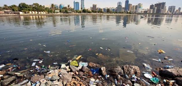 بعض أسباب تلوث المياه