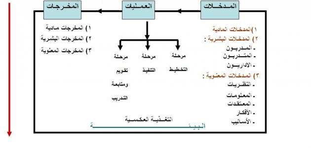 مفهوم النظام التعليمي