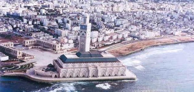 تاريخ مدينة الدار البيضاء