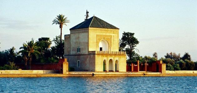المآثر التاريخية لمدينة مراكش