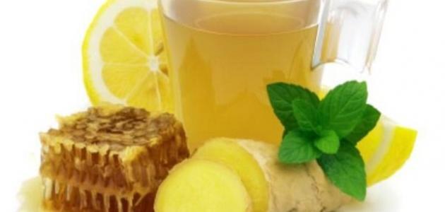 فوائد عسل الزنجبيل