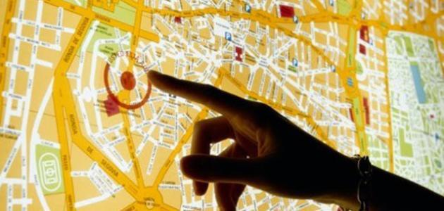 ما هو الموقع الجغرافي