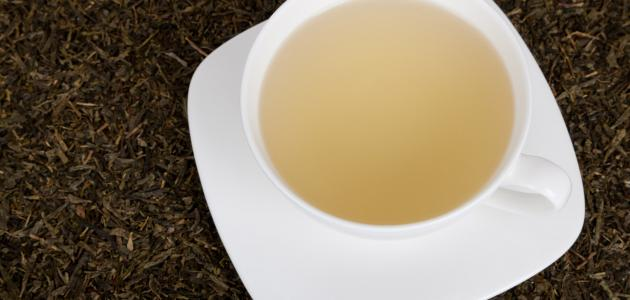 ما فوائد الشاي الأبيض