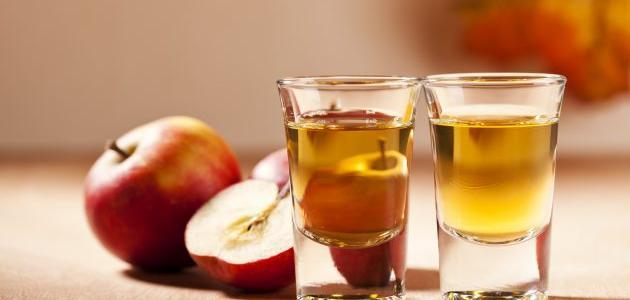 ما فوائد خل التفاح للوجه
