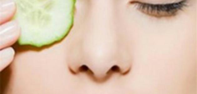 كيفية إزالة السواد من تحت العينين