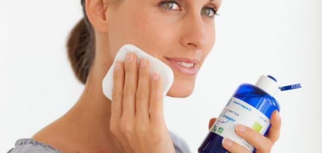 كيفية التخلص من جفاف الوجه