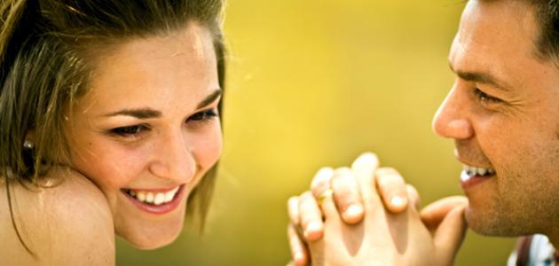 ما هي علامات حب الزوج لزوجته