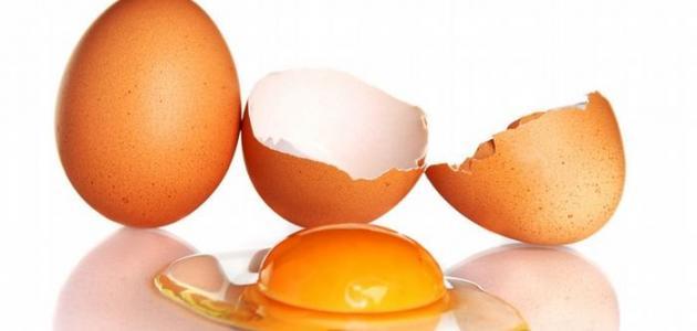 ما فوائد البيض النيء