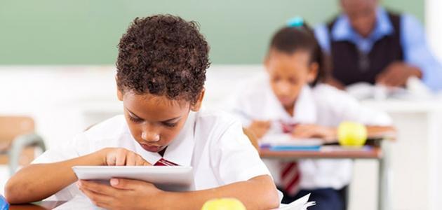 بحث عن استخدام التكنولوجيا في التعليم