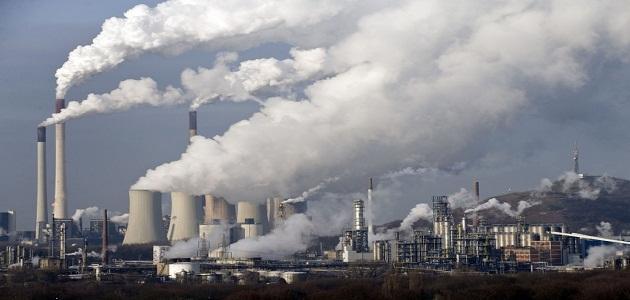 مفهوم تلوث البيئة