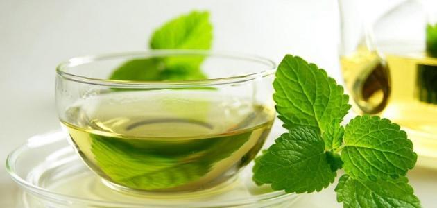 ما هي فوائد الشاي الأخضر بالنعناع