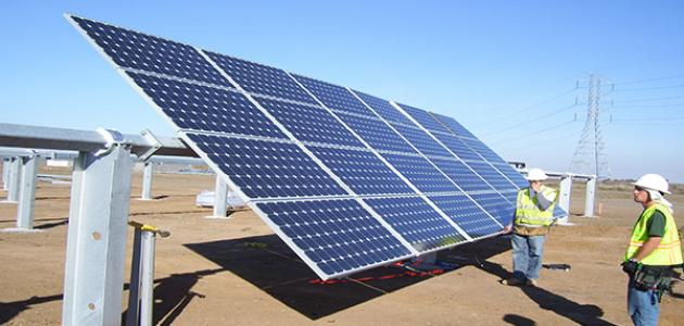ما هي فوائد الطاقة الشمسية