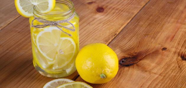 ما تأثير الليمون على الدورة الشهرية